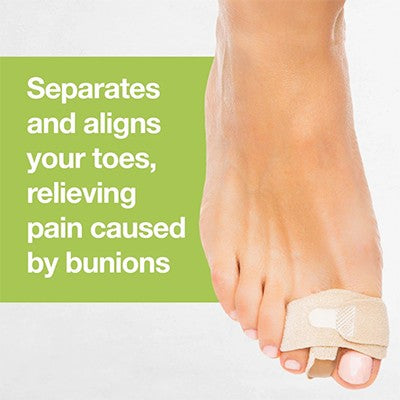 Are toe separators, toe straighteners, and toe spacers the same thing?