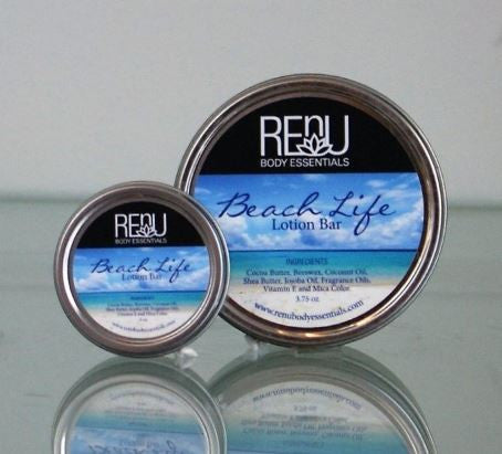 Beach Life Lotion Bar
