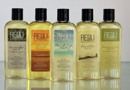 Beach Life Body Oil