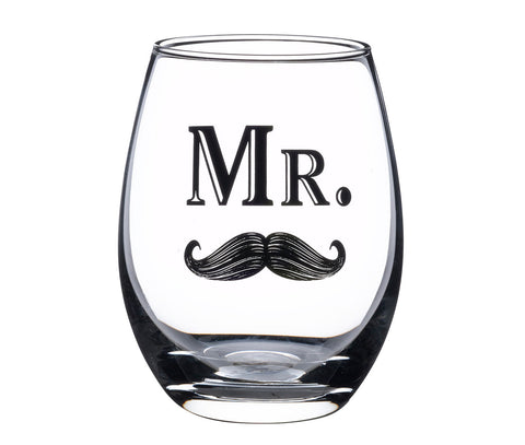 Mr Wine Glass