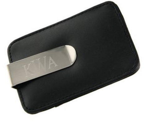 Money Clip with Card Holder