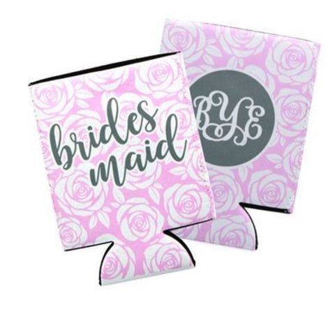 Bridesmaid Coozie