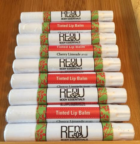 Cherry Limeade Tinted Lip Balm