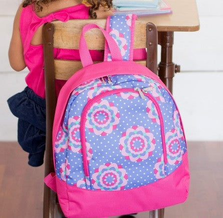 Zoey Preschool Backback