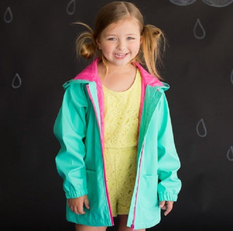 Youth Rain Jacket