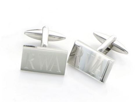 Rectangle Cuff Link