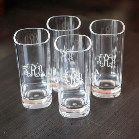 Acrylic Water Glass