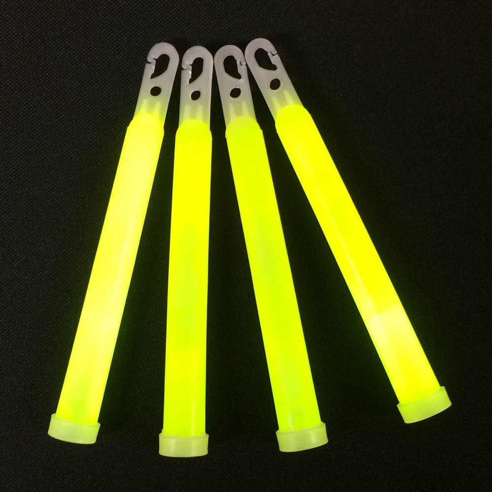 Glow Sticks With Utility Hook