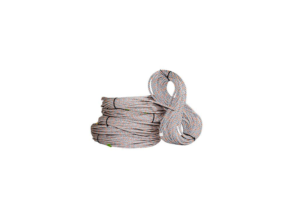"5/16"" Leaded Rope"
