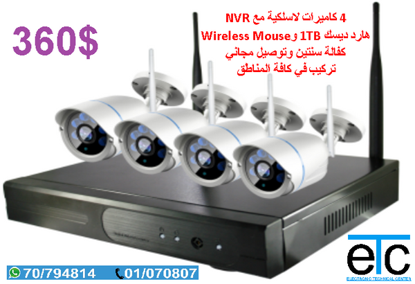 WIFI 1MP KIT