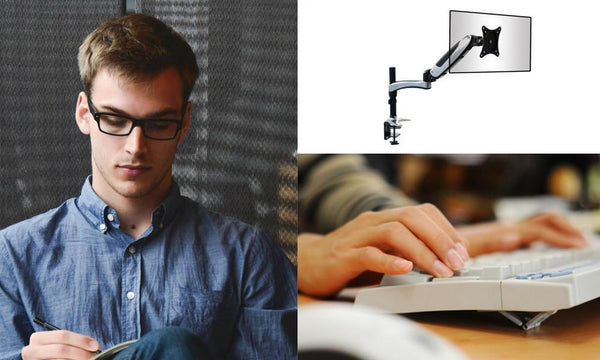 5 Ergonomic Essential Must-Haves For Every Keyboard Warrior