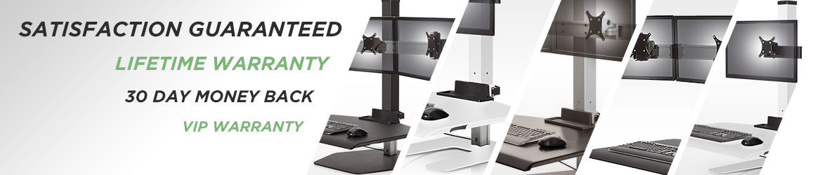 Jestik Sit Stand Workstations