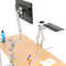 Workrite Solace Stealth Standing Desk Converter