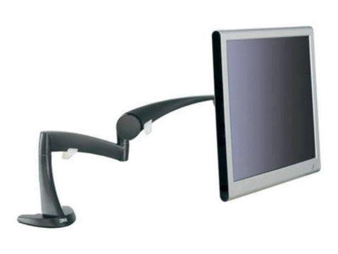 3M Mechanical Adjust Monitor Arm MA100MB