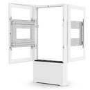 Chief Impact™ Floor Mounted Back-to-Back Kiosk, Portrait 50""