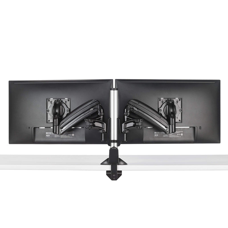 CHIEF Monitor Arms CHIEF KX Low-Profile Triple Monitor Arms, Column Desk Mount, Black