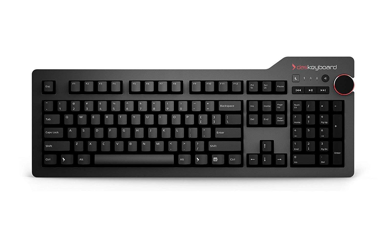 Das Keyboard Keyboard Das Keyboard 4 Professional Cherry MX Brown Mechanical Keyboard - Soft Tactile