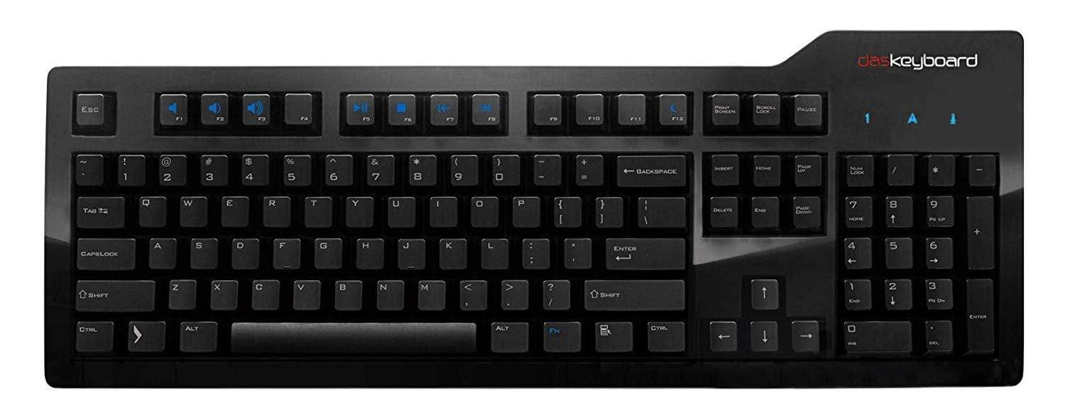 Das Keyboard Keyboard Das Keyboard Model S Professional Cherry MX Blue Mechanical Keyboard - Clicky