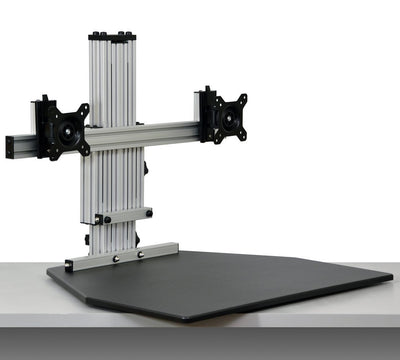 Ergo Desktop Workstation Monitor Mounts Black / None / None Ergo Desktop Kangaroo Elite