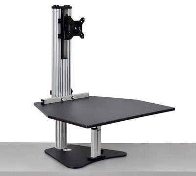 Ergo Desktop Workstation Monitor Mounts Black / None / None Ergo Desktop Wallaby