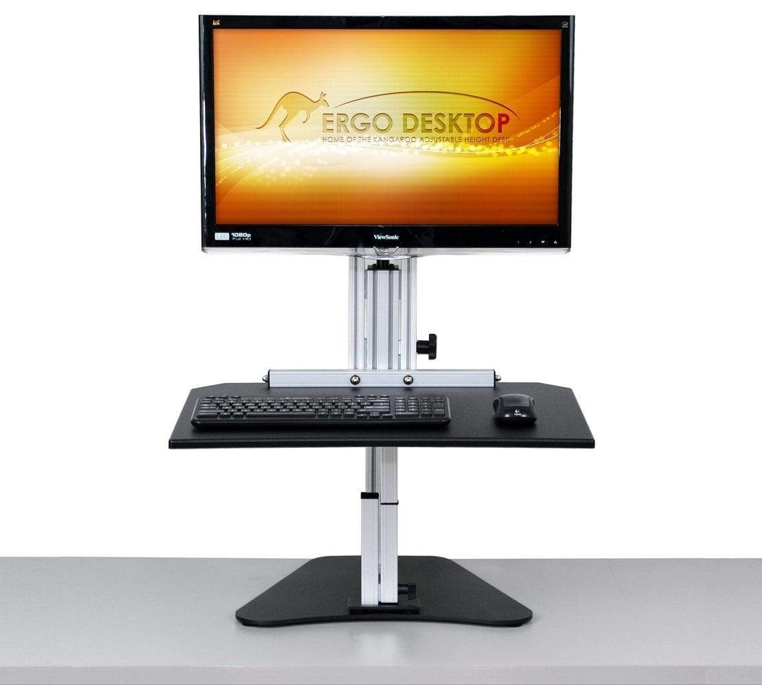 Ergo Desktop Workstation Monitor Mounts None / None Ergo Desktop Wallaby Junior