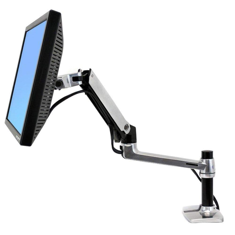 Ergotron Monitor Arm Ergotron  LX Desk Mount Single Monitor Arm Model 45-241-026