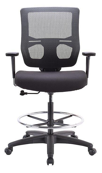 Eurotech Office Chair APOLLO II MESH BACK / None Eurotech apollo II extended height stool