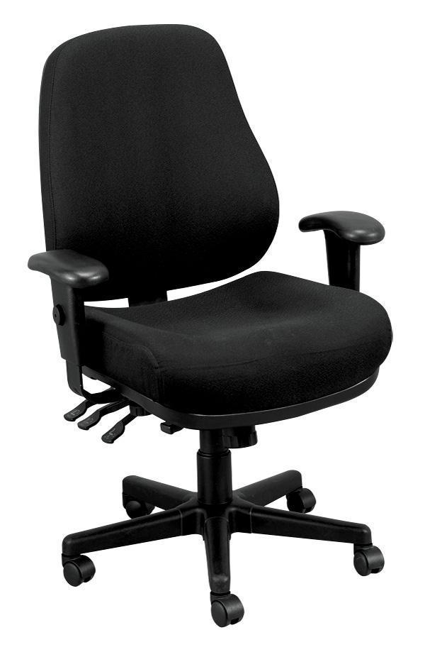 Eurotech Office Chair DOVE BLACK Eurotech 24/7 Chair