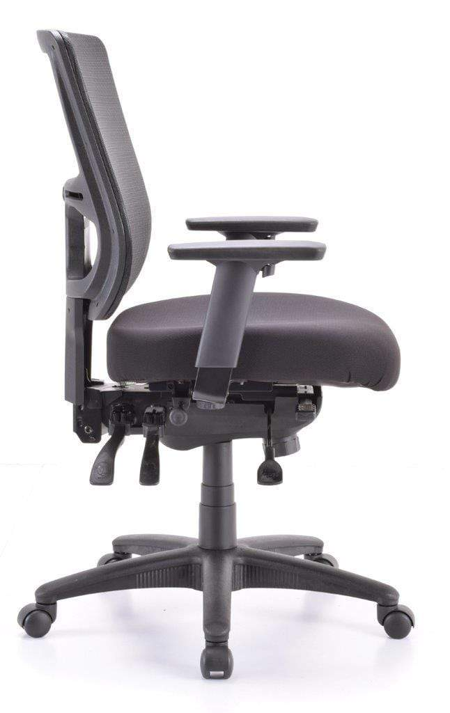 Eurotech Office Chair MESH BACK / None Eurotech apollo II multi-function mid back
