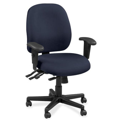 Eurotech Office Chair Navy Eurotech 4x4 Chair 49802A