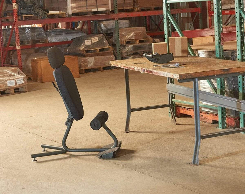 HealthPostures Sit-Stand Chair HealthPostures 5050 Stance Move Sit-Stand Chair EXT