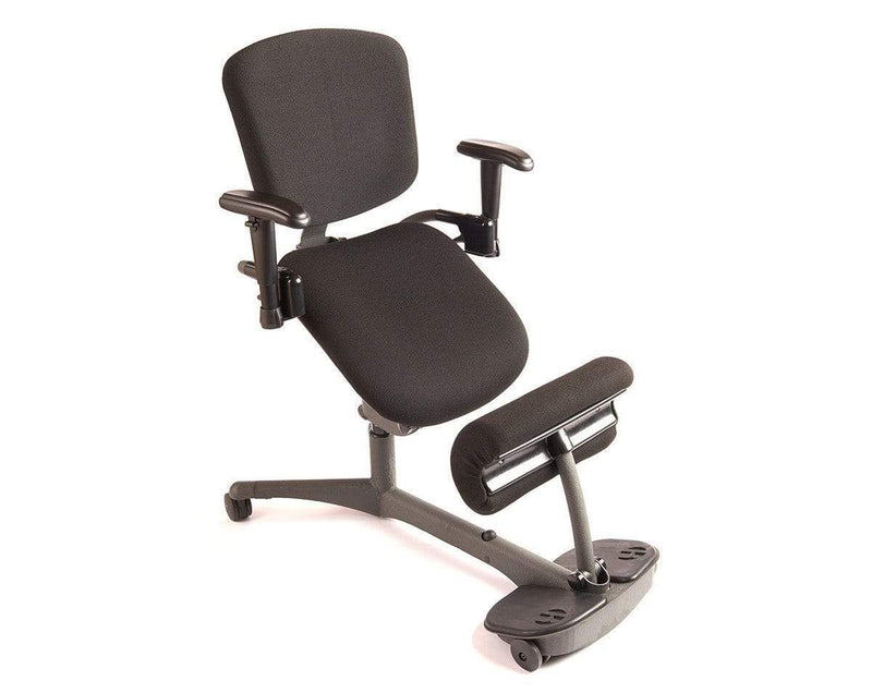 HealthPostures Sit-Stand Chair HealthPostures 5100 Stance Angle Sit-Stand Chair