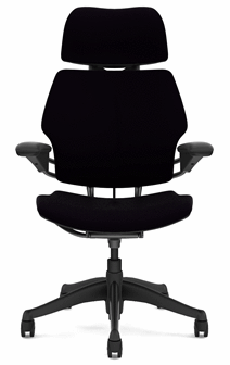 Chair with Headrest