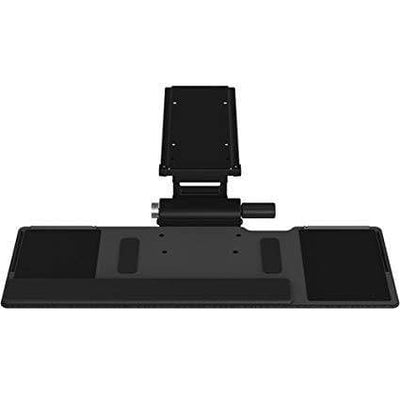 "Humanscale Keyboard Platform Black / 20 inch Foam with Synthetic Leather Cover / 11"" Humanscale 6G System with 500 Big Board"