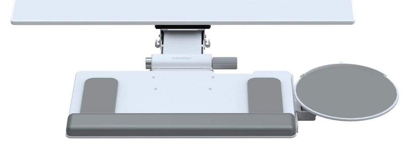Humanscale Keyboard Platfrm 900-HIGH CLIP MOUSE Humanscale 6G Under Desk Keyboard Trays System with 900 Platform Board