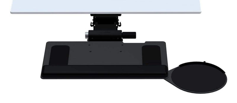 Humanscale Keyboard Platfrm 900-SWIVEL MOUSE Humanscale 6G Under Desk Keyboard Trays System with 900 Platform Board