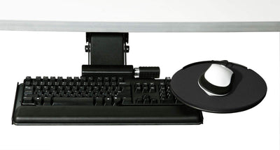 Humanscale Keyboard Tray Select Arm Mechnism / Select Mouse Platform Humanscale 900 Keyboad Tray Build Your Own Single or Dual Mouse