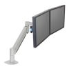 Innovative Dual Monitor Arm 7500-Wing-1000 1-11.4 lbs / Silver Innovative Dual Monitor Arm 7500-Wing – Deluxe Dual Monitor Arm