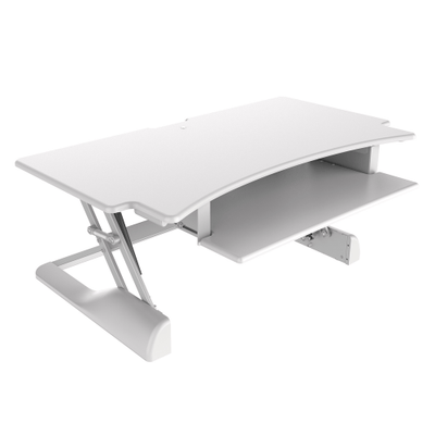 "Innovative Keyboard and Mouse Desk Desk-42"" / White Innovative Winston Desk"