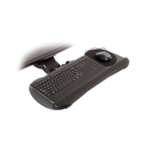 Innovative Keyboard Tray Innovative 8492-8495 – Compact Keyboard Arm w/27-inch Keyboard Tray