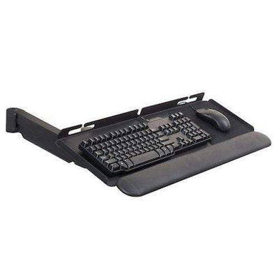 Innovative Keyboard Tray White Innovative 7019-NM – 7000 Series Arm with Large Keyboard Tray