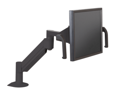 Innovative Monitor Arm Black Innovative 7516 – Monitor Arm with Handled Brackets