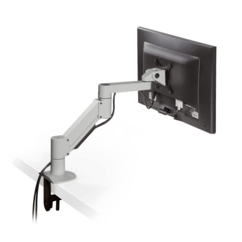 Innovative Monitor Arm monitors 1.5 – 12 lbs. / White Innovative 3500 – Short-Reach Monitor Arm