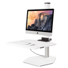 Innovative Monitor Arm VESA / White Innovative Winston Workstation for Apple iMac