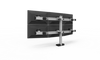 Innovative Monitor Mount Desk Clamp / Silver Innovative Bild 3 Over 3 Monitor Mount