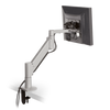 Innovative Single Monitor Arm Flat White Innovative 9105-XHD – Extra Strength Monitor Arm