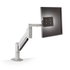 Innovative Single Monitor Arm Silver Innovative 9105-XHD – Extra Strength Monitor Arm