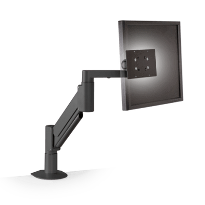 Innovative Single Monitor Arm Vista Black Innovative 9105-XHD – Extra Strength Monitor Arm