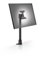 "Innovative Single Monitor Pole Mount Clamp (up to 2"" desktop thickness) Innovative 9232 Monitor Pole Mount"