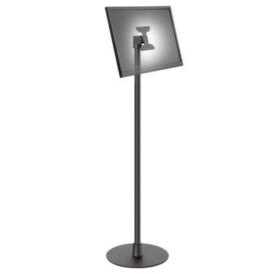 Innovative Standing Monitor Mount Innovative 9231 – Light Duty Free Standing Monitor and Tablet Mount